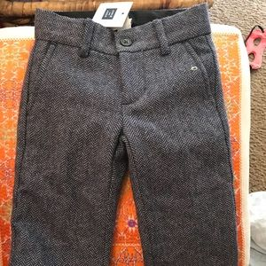 Formal toddler twill pants Janie and jack